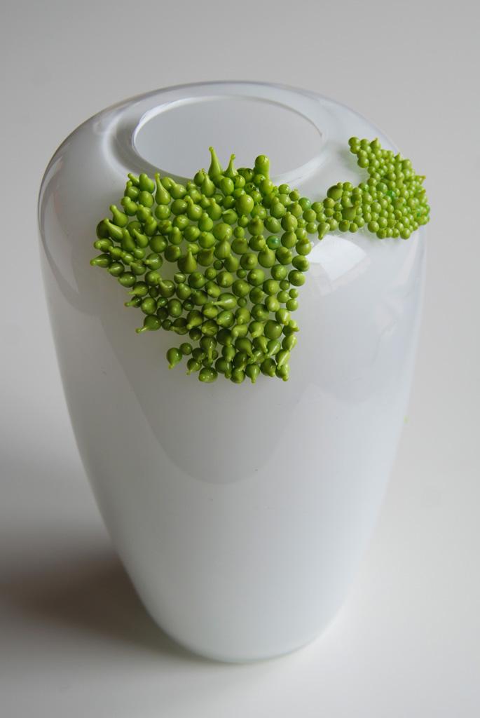 Angèle Paris-collection dans les bois, vase à mousse.